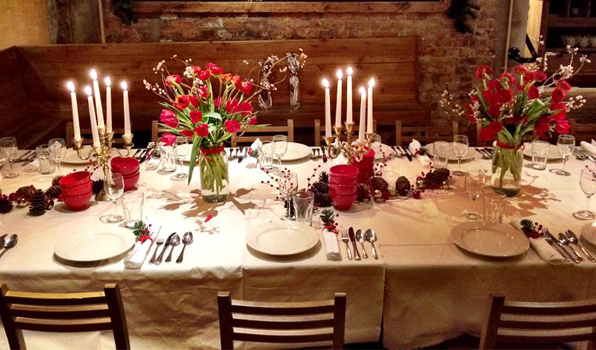 Cum se aranjeaza o masa festiva retete culinare - Feestelijke tafels ...